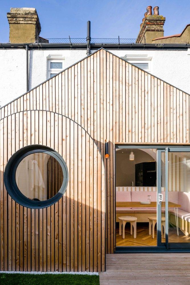 FAB Architects Green House Photos by Gareth Gardner 16