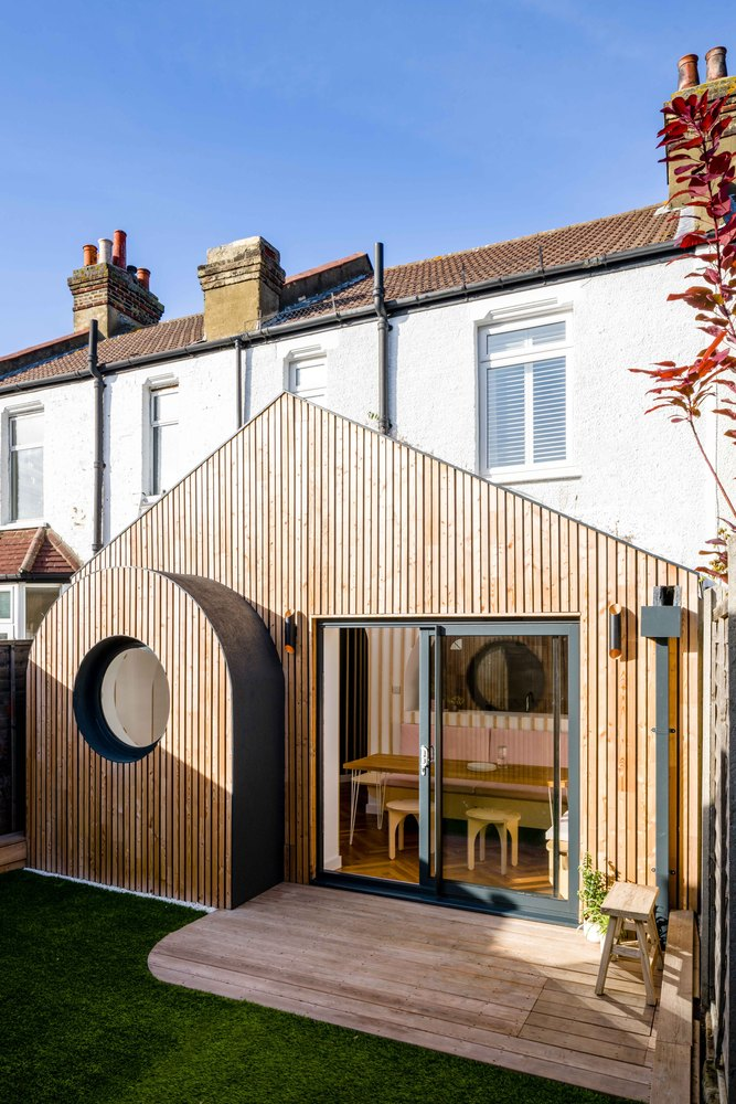 FAB Architects Green House Photos by Gareth Gardner 18