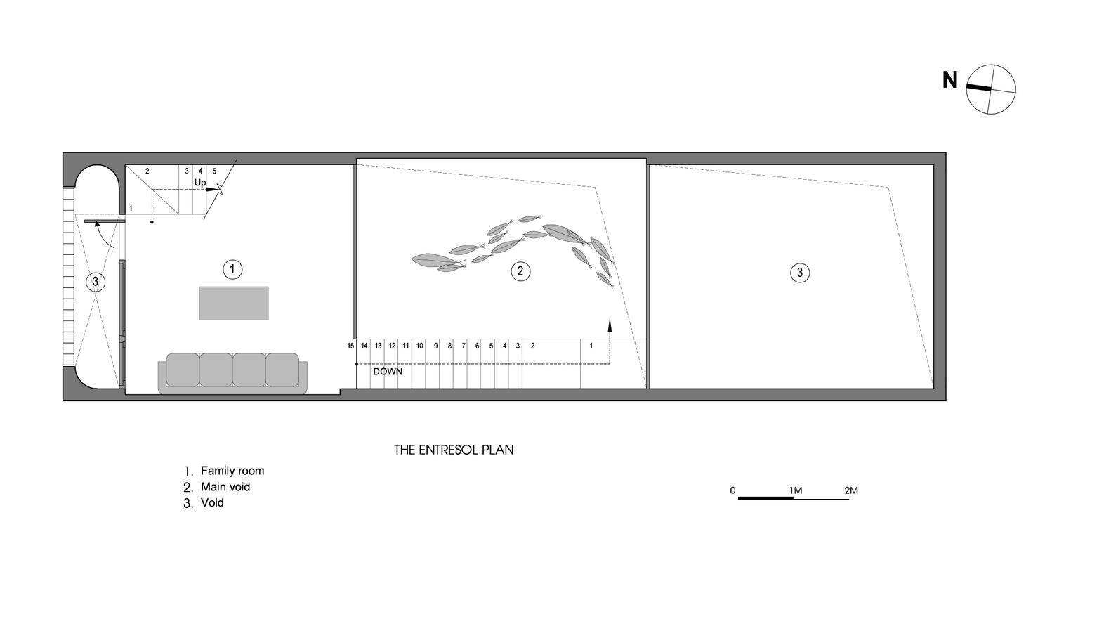 02. The entresol plan