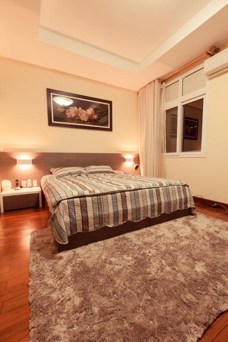 Thiết kế phòng ngủ Biệt Thự Sang Trọng Tại Khu SATO